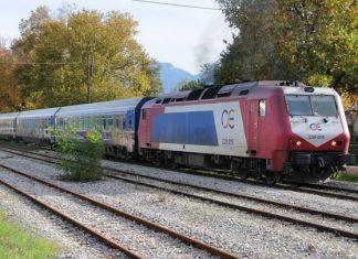 Πιερία: Τρένο παρέσυρε και σκότωσε γυναίκα