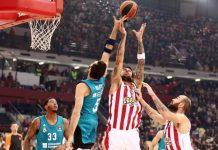 Ζαλγκίρις - Ολυμπιακός 74-68
