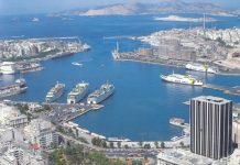 Στην κορυφή των θαλάσσιων μεταφορώντο λιμάνι του Πειραιά