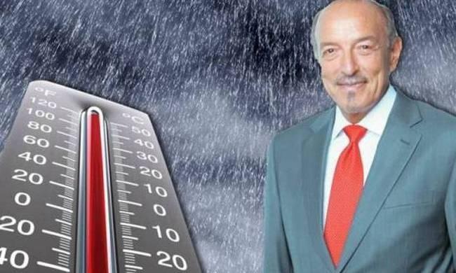 Αρνιακός: Χιονοπτώσεις και στην Αττική!