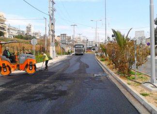 Ανακατασκευή 162 βασικών δρόμων στη βόρεια Αθήνα