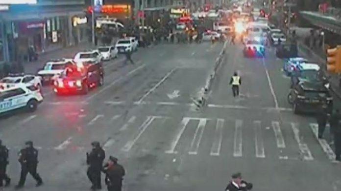 ΗΠΑ: Τραυματίες από το συμβάν στη Νέα Υόρκη