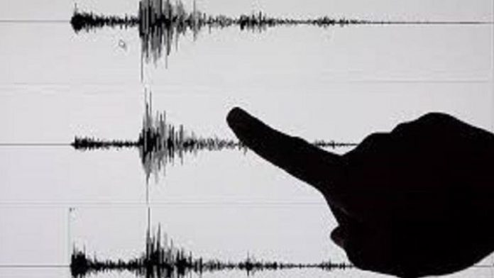 Ισχυρός σεισμός βόρεια της Κέρκυρας