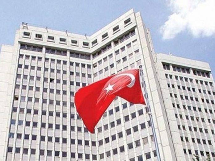 Στο τουρκικό ΥΠΕΞ ο Έλληνας πρέσβης στην Άγκυρα