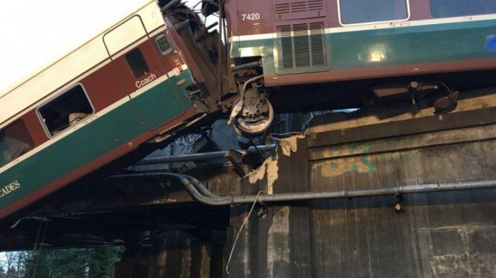 ΗΠΑ-Σύγκρουση Τρένων: Τουλάχιστον δύο νεκροί και 50 τραυματίες