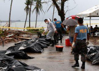 ΦΙΛΙΠΠΙΝΕΣ: Τουλάχιστον 22 νεκροί από το πέρασμα της τροπικής καταιγίδας Ουσμάν