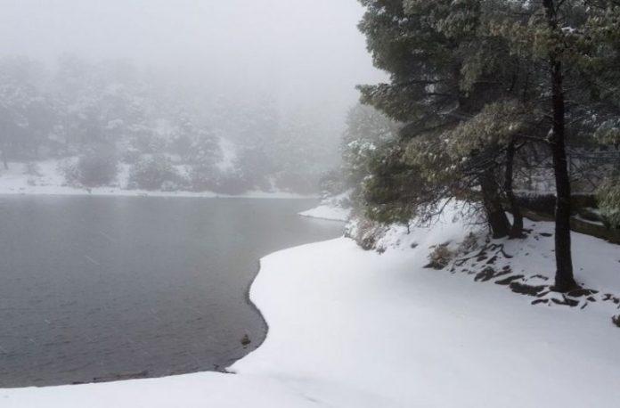 Καιρός: Κρύο και χιόνια απ' την Τετάρτη