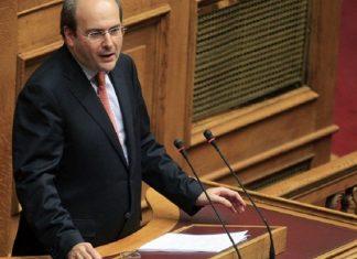 Χατζηδάκης: Ο EastMed προάγει τη νομιμότητα στην περιοχή