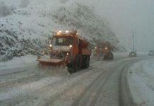 Χιόνια σε Φθιώτιδα, Ευρυτανία και Φωκίδα