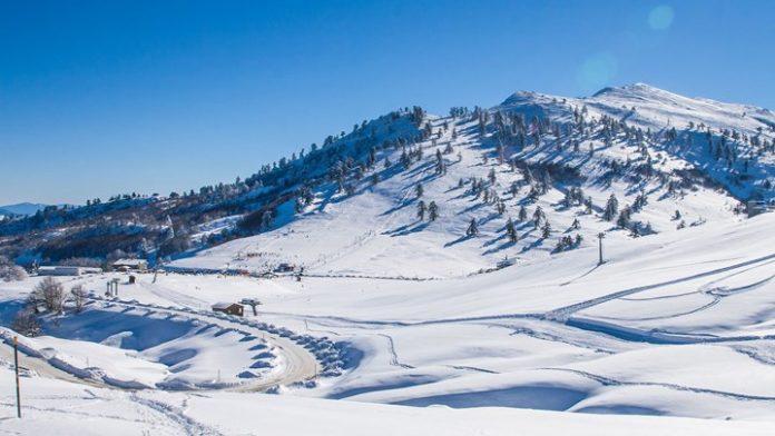 Καλάβρυτα: Χιονοστιβάδα στο χιονοδρομικό