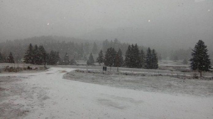 Φθιώτιδα: Επιχείρηση απεγκλωβισμού από το χιόνι 50 ανθρώπων σε ξενοδοχείο στο Γαρδίκι