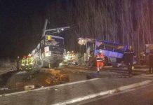 ΓΑΛΛΙΑ: ΤΡΑΓΩΔΙΑ - Τέσσερα παιδιά σκοτώθηκαν σε σύγκρουση τρένου με λεωφορείο