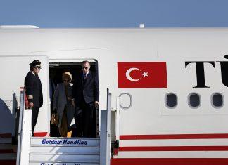 Στην Αθήνα βρίσκεται ο Τούρκος ΠρόεδροςΡετζέπ Ταγίπ Ερντογάν