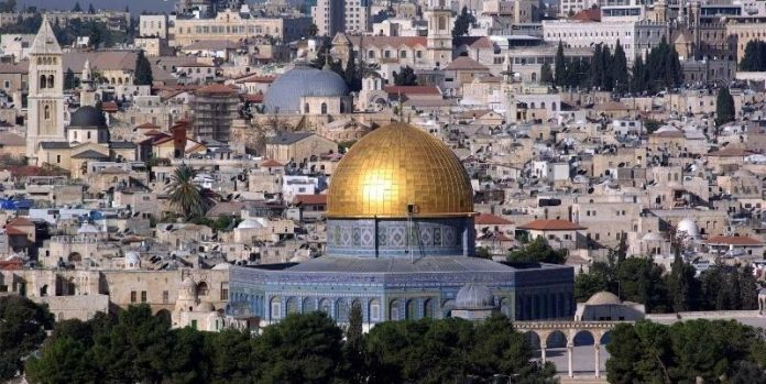 Ο πρόεδρος Τραμπ αναγνώρισε την Ιερουσαλήμ ως πρωτεύουσα του Ισραήλ