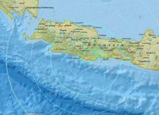 ΙΝΔΟΝΗΣΙΑ: Τρόμος από τον πολύ ισχυρό σεισμό δίπλα στο μεγαλύτερο ηφαίστειο του κόσμου