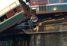 ΟΥΑΣΙΓΚΤΟΝ: Τραγωδία από εκτροχιασμό τρένου - Αρκετοί νεκροί είπε σερίφης στο CNN