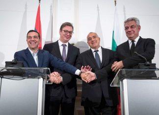Τι θα συζητηθεί στην τετραμερή Ελλάδας - Βουλγαρίας - Σερβίας - Ρουμανίας