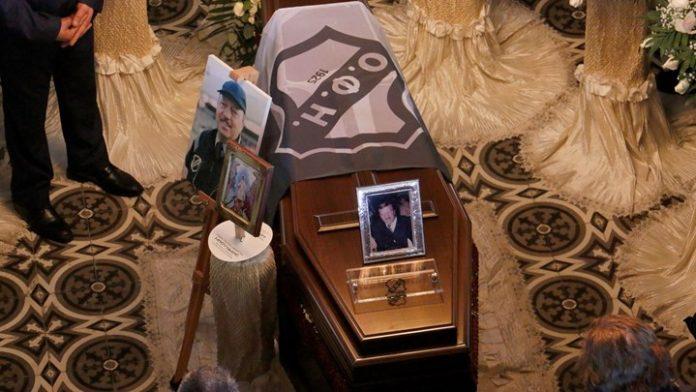 Γκέραρντ: Η άγνωστη ιστορία που αποκάλυψε ο ιερέας στην κηδεία του