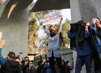 Ιράν: Δέκα οι νεκροί κατά τις διαδηλώσεις