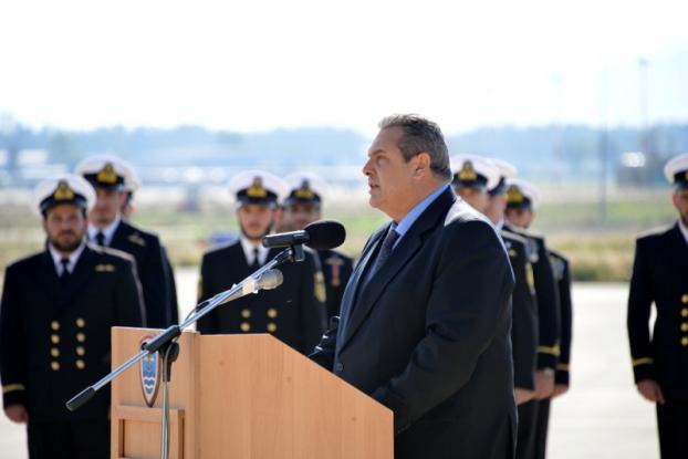Ο Καμμένος εναποθέτει τις ελπίδες του στους Σκοπιανούς για να παραμείνει στο υπουργείο!
