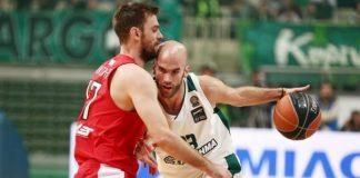 Ολυμπιακός - Παναθηναϊκός 92-76