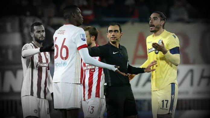 Ολυμπιακός-ΑΕΚ 2-0