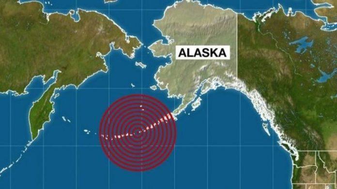 ΑΛΑΣΚΑ: Σημειώθηκε σεισμός 8,1 βαθμών