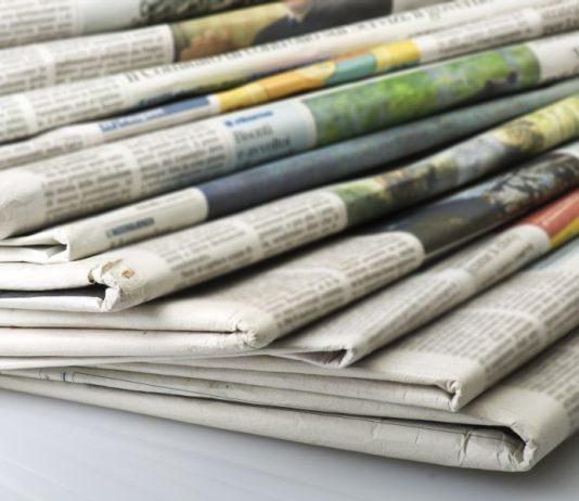 Τα πρωτοσέλιδα των εφημερίδων για τις 20-2-2020