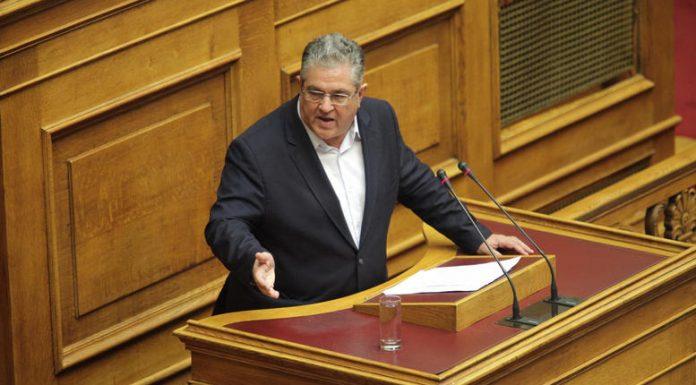 Κουτσούμπας: Τα κριτήρια αντιμετώπισης της πανδημίας από την κυβέρνηση δεν είναι επιστημονικά, αλλά πολιτικά