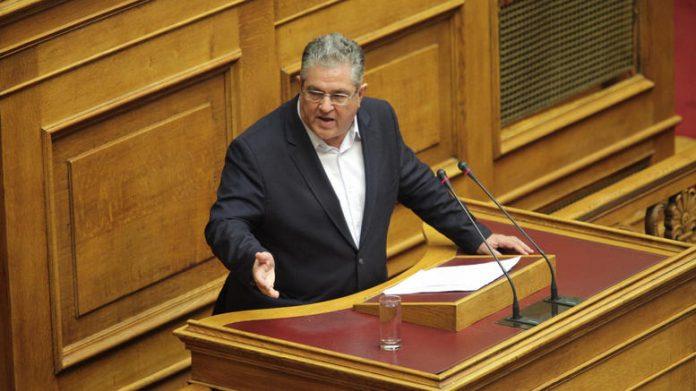 Κουτσούμπας: Επίθεση κατά ΣΥΡΙΖΑ - ΝΔ - Δημοκρατικής Συμπαράταξης και Ποταμιού