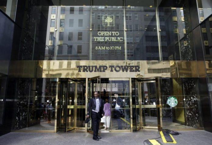 ΗΠΑ: Δύο τραυματίες από την πυρκαγιά στον Πύργο Τραμπ στο Μανχάταν
