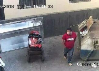 Πατέρας πέταξε τη νεογέννητη κόρη του στα σκουπίδια