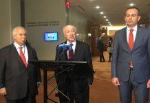 Οι προτάσεις Νίμιτς απέχουν πολύ από μία αξιοπρεπή λύση, δήλωσε ο διαπραγματευτής των Σκοπίων