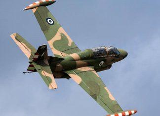 Συνετρίβη αεροσκάφος της Πολεμικής Αεροπορίας - Σώοι οι πιλότοι