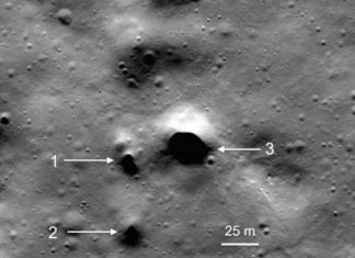 NASA: Βρέθηκαν υπολείμματα λάβας στο φεγγάρι