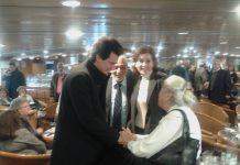 Κωνσταντίνος Δασκαλάκης: Επίτιμος προσκαλεσμένος του Παγκρήτιου Συνδέσμου