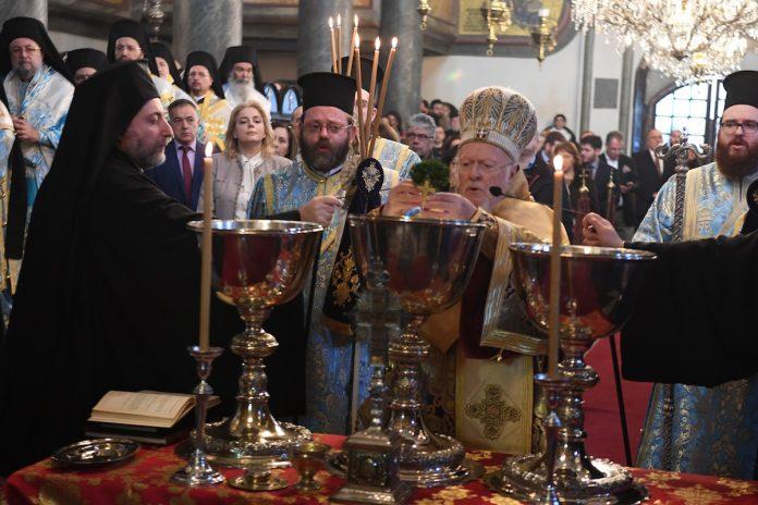 Οικουμενικό Πατριαρχείο: Με Βυζαντινή μεγαλοπρέπεια ο εορτασμός των Θεοφανείων