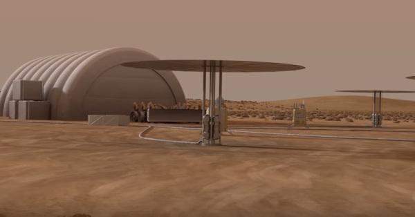 Η NASA κατασκεύασε πυρηνικό αντιδραστήρα «τσέπης»
