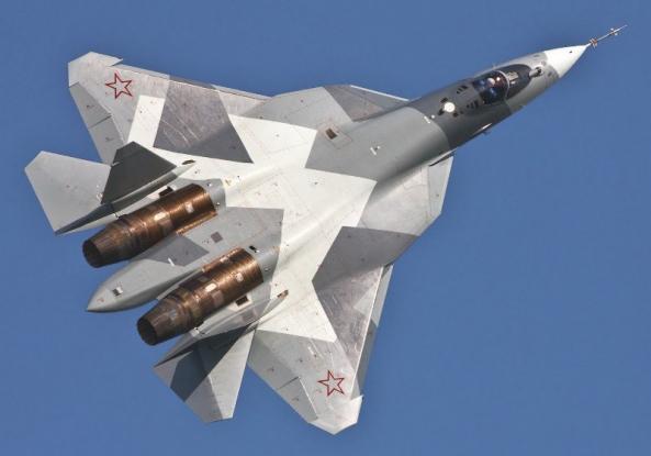 ΡΩΣΙΑ: Το νέο υπερόπλο Su-57 - Άρχισε πτήσεις