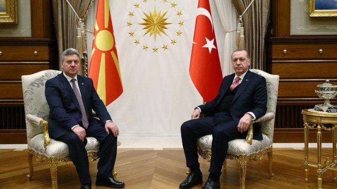 Προκλητικές δηλώσεις κατά της Ελλάδας από τον Πρόεδρο της ΠΓΔΜ Ιβάνοφ