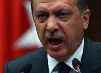 Ο Ερντογάν δυναμιτίζει το κλίμα