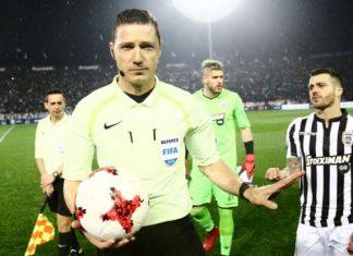 Τούμπα: Έκλεισε το φύλλο αγώνα και αποχώρησε ο Αρετόπουλος