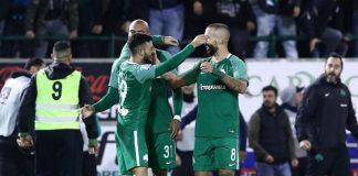 Super League: Παναθηναϊκός - Αστέρας Τρίπολης 1-0
