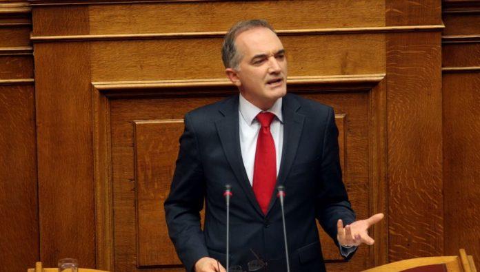 Σαλμάς: Δεν υπογράφει την πρόταση της ΝΔ για σύσταση προκαταρκτικής επιτροπής για Κουρουμπλή, Ξανθό & Πολάκη