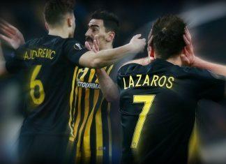 Στην κορυφή η ΑΕΚ νικώντας 1-0 τον Πανιώνιο
