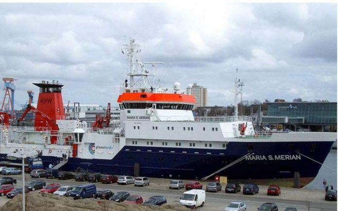 Milliyet: Άδεια από την Τουρκία ζήτησε γερμανικό σκάφος