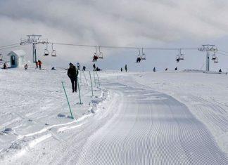 Τα πρώτα χιόνια του χειμώνα έπεσαν σε Ναυπακτία και Ευρυτανία