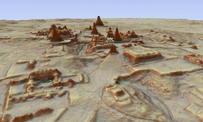 Παγκόσμιο δέος! Ανακάλυψαν αρχαία πόλη των Μάγια