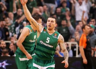 Euroleague: Νταρουσάφακα - Παναθηναϊκός 67-91