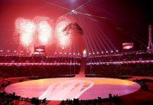 Εντυπωσιακή η Τελετή Λήξης των Χειμερινών Ολυμπιακών Αγώνων